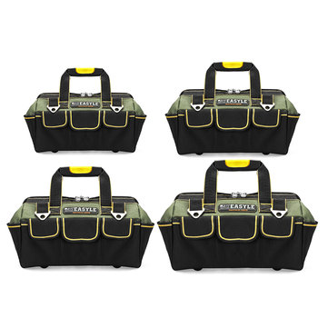 """Portable Oxford Cloth Hardware Pouch Heavy Duty gereedschapstas koffer 13 '' / 16 """"/ 18"""" / 20 """""""
