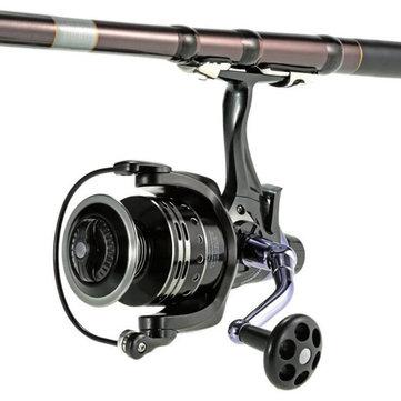 Бёбинг COONOR 11 + 1BB Spinning Рыбалка Reel GT4: 7: 1 Правая / левая ручка Двойная тормозная система Carp Рыбалка Снасти Carretilha de pesca