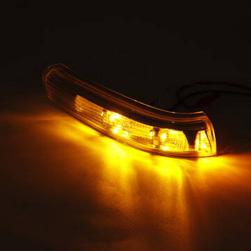Car LED  Side Mirror Lamps Turn Signal Indicator Lights Right For Chevrolet Captiva 07-16 LHR