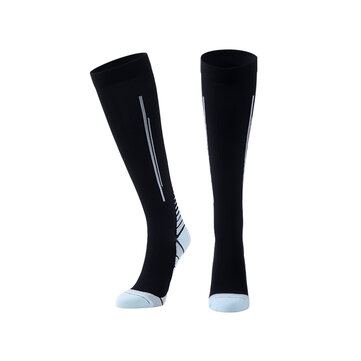 AIRPOP SPORT 1 Pair Elastic Compression Socks Outdoor Running Hiking Basketball Protective Sports Socks From Xiaomi Youpin