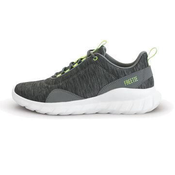 فريتاي سنيكرز للرجال Soft ، رمادي فاتح ، أخضر حذاء الجري الرياضي ، دفء رشاقته ، من Xiaomi Youpin