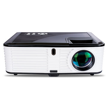 Visiantek VS768 6,7-inch LCD-projector LED-projector Native 1080P 4000 Lumen Real Volledige HD Projector 4000 Lumen Home Theatre Android-versie