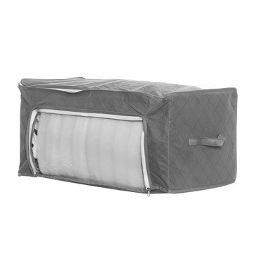 Foldable Storage Bags Clothes Blanket Quilt Storage Bag Sweater Organizer Box Pouch