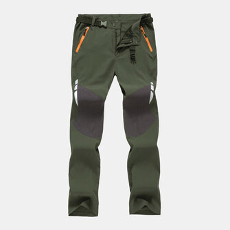 Mens Outdoor Quick Drying Breathable Thin Sports Climbing Pants