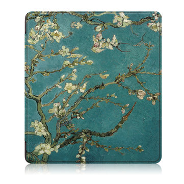 Printing Tablet Case Cover for Kindle oasis 2019 - Apricot Blossom