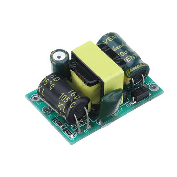 5pcs 220V to 12V AC-DC Step Down Module Output 12V 400mA Isolation Switch Power Module